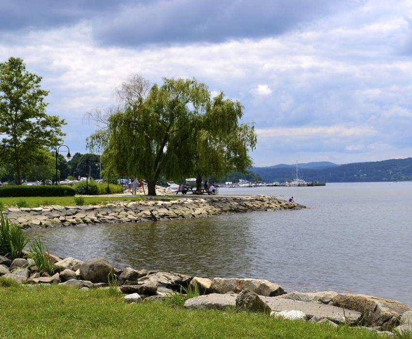 Peekskill - Riverfront Green Park